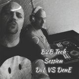 B2B Tech Session - DvL VS DenE