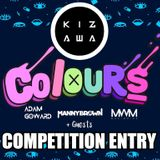 Colours @ Space Competition Entry - House & Bass By Kizawa.