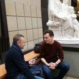 """""""Волинський вимір"""" у паризьких зустрічах. Паризьке рандеву з Павлом Ільницьким."""