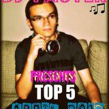 Vaster's TOP 5 [April 2012]