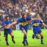 Me paso con Boca - El gol de Palermo a River y una anécdota espectacular