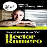 Hector Romero @ Tea Dance Party, Vicenza ITA - 20.01.2013