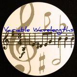 """Variable Wavelengths""  Monday 22/07/13 00:00-02:00 BST www.soulradiouk.com"
