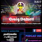 Craig Dalzell Facebook Live Podcast 008 (Old Skool Pianos And Pellas)