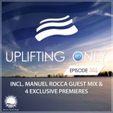 Ori Uplift - Uplifting Only 305 (incl. Manuel Rocca Guestmix) (Dec 13, 2018) [All Instrumental]