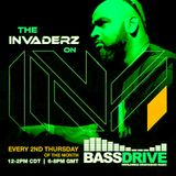 The Invaderz Bassdrive Show #4 091117