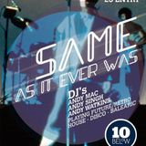 SAME AS IT EVER WAS AUG13 PREVIEW - DJ ANDY MAC