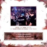 #Otto & Twister