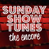 Sunday Show Tunes 4th March 2018
