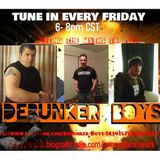 DebunkerBoys and DAVID OMAN Talks About The ZAK BAGANS Monster !!