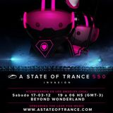 Arty  - Live @ A State of Trance 550 (Los Angeles, USA) - 17.03.2012