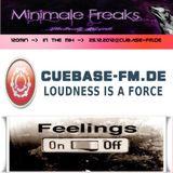 25.12.2012 Minimale Freaks @Cubase-Fm (X-Mas 120min Mix)