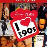 Cocktail Of The 90s Part I BY: DJ SIM (Soulsuga Ent.)