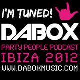 Dabox - Ibiza Party People Podcast - 001
