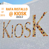 Rafa Ristallo at Kiosk - Ibiza July 22/2015