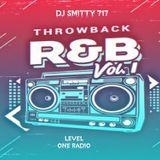 Throwback R&B Mix Vol. 1 By DJ Smitty 717