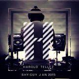 Harold Tellez - Shy Guy Jan 2015