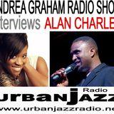 Andrea Graham Radio Show Guest Alan Charles