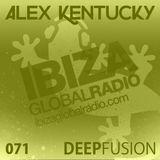 071.DEEPFUSION @ IBIZAGLOBALRADIO (Alex Kentucky) 24/01/17