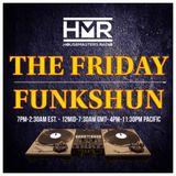 NatasK Presents THE FRIDAY FUNKSHUN Vol 1 on Housemasters Radio