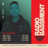 The Bassment w/ DJ Ibarra 11.02.18 (Hour One)