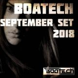 Boatech - September Set 2018