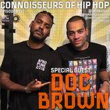 Connoisseurs Of Hip Hop Episode112 / DOC BROWN