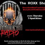 The ROXX Show at Hard Rock Hell Radio 12th Oct NEW The Idol Dead Theia The Erotics