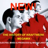 THE HISTORY OF KRAFTWERK - MEGAMIX -  by Mario Lanotte