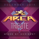 AREA TRIBUTE mixed by HERIBERT (12/2014)