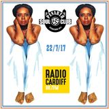Penarth Soul Club - Radio Cardiff 22-7-2017