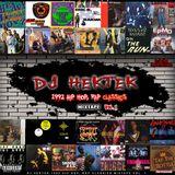 DJ Hektek - 1992 Hip Hop, Rap Classics Mixtape Vol. 1