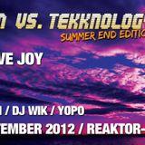 Remis vs. Trice 29.9.12 M.v.T. @ Reaktor 2.0