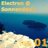 electron @ Sonnendeck Mix 01-2015