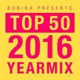 Bobina - Nr. 429 Russia Goes Clubbing [Top 50 Of 2016 - Yearmix] (Eng)