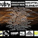 Kryptik:Elementz Exclusive Guest Mix 01: Pacheko