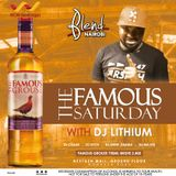 The Famous Saturday at Blend Mombasa road set 1