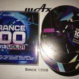Trance 100 2013 vol.1  # CD1