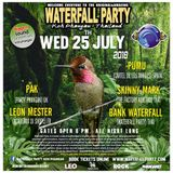 Waterfall - 25/07/18 - Let's have some fun!