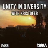 Kristofer - Unity in Diversity 486 @ Radio DEEA (05-05-2018)