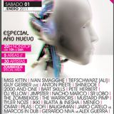 Tiefschwaz - Live @ GOA Madrid 3D Robots, Fabric (01-01-2011)