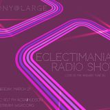 ECLECTIMANIAC Radio Show 20180321