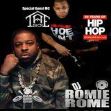 DJ Romie Rome & Taeboi - Live at 25 Years of Hip Hop & R&B,  19 AUG 2016
