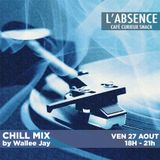 "Chill ""summer's not over"" mix @ l'Absence Nantes"
