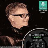 Black Turtle Sessions Guest Mix Steve S. //www.curadio.es//www.blackturtlerecords.com