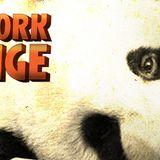 Rockwork Orange - Vintage Panda Hugs!