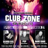 Club zone #25 DJ C.ced 27-09-2015 128 bpm