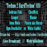 Techno 2 Hardtechno 02/2016