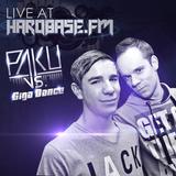 PaKu vs. Giga Dance @ Radio HardBase.FM (25.02.2014)