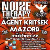 Jay Makanoize feat AGent Kritsek & Mazord_Noize Therapy 29_10_15